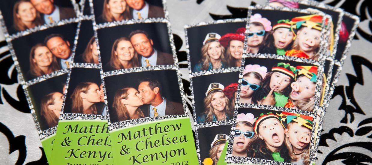 Photo Booth: Unforgettable Fun!